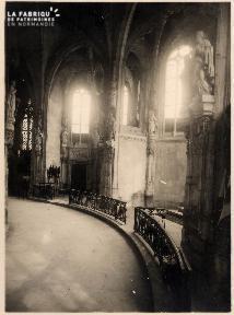 Caen-St Pierre intérieur