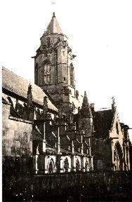 Caen- Le Vieux St Etienne
