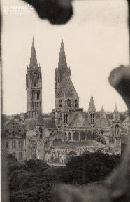 Caen-L'Abbaye aux Hommes