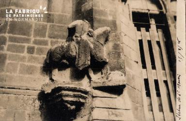 La statue de Saint Martin