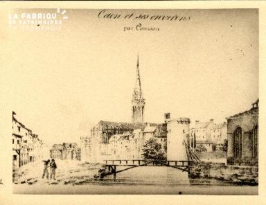 Caen-St Pierre et ses environ