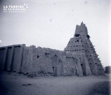 Afrique - mosquée Sankoré