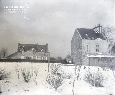 Campagne enneigée