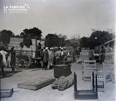 Travailleurs africains
