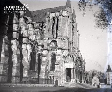 Cathédrale de Chartres - transept sud