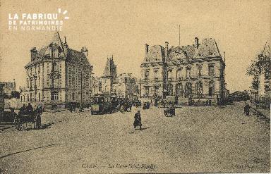 Cl 06 037 Caen--la gare Saint Martin