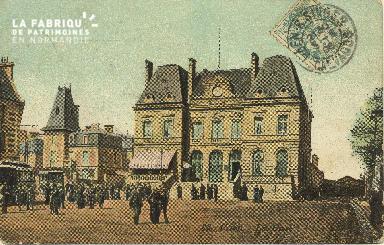 Cl 06 039 Caen-la gare