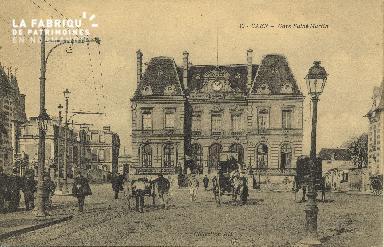 Cl 06 040 Caen-gare Saint Martin