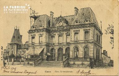 Cl 06 041 Caen-gare Saint Martin