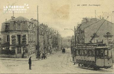 Cl 06 043 Caen-rue pémagnie