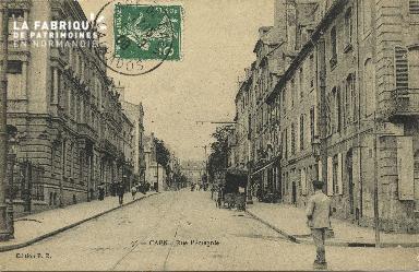 Cl 06 049 Caen-rue pémagnie