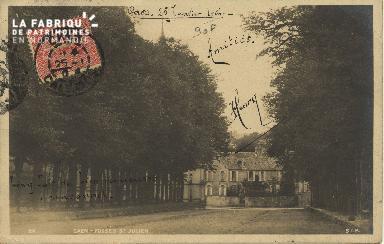 Cl 06 054 Caen-fosses St julien