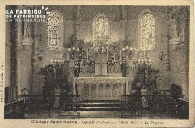 Cl 06 081 Caen- Clinique Saint Martin-la chapelle