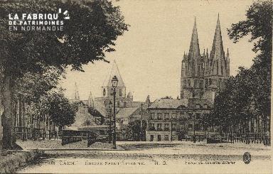 Cl 06 082 Caen-Eglise St Etienne