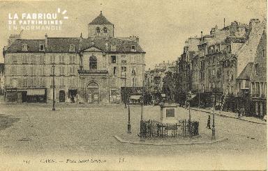 Cl 06 110 Caen-Place St Sauveur