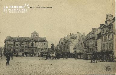 Cl 06 111 Caen-Place St Sauveur