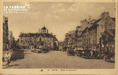 Cl 06 115 Caen-Place St Sauveur