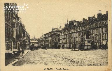 Cl 06 117 Caen-Place St Sauveur