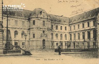Cl 06 126 Caen-les facultés