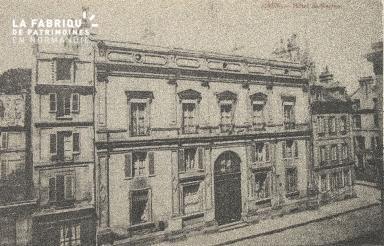 Cl 06 130 Caen-Hôtel du Recteur