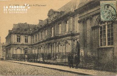 Cl 06 138 Caen-Le palais de l'université
