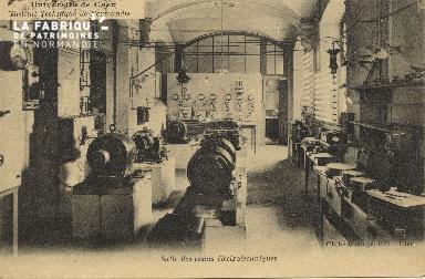 Cl 06 143 Caen-université de Caen,Déposant : institut technique de Normandie-Sall