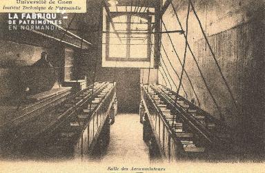 Cl 06 145 Caen-Université de Caen,Déposant : institut technique de Normandie-Sall