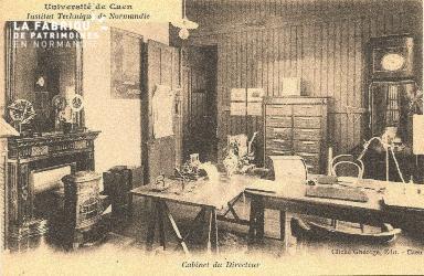 Cl 06 146 Caen-Université de Caen,Déposant : institut technique de Normandie-Cabi