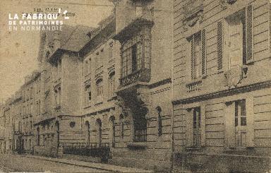 Cl 06 147 Caen-lycée de jeunes filles