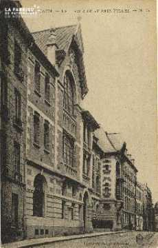 Cl 06 148 Caen-Le lycée de jeunes filles