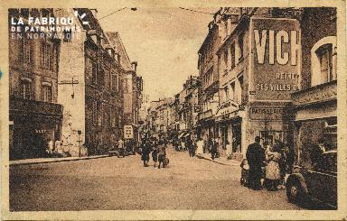 Cl 06 154 Caen-rue St Pierre