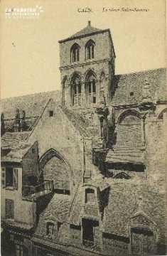 Cl 06 155 Caen-Le vieux St Sauveur