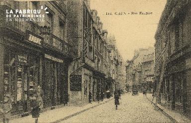 Cl 06 157 Caen-Rue Ecuyère