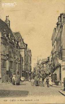 Cl 06 171 Caen-Place Malherbe