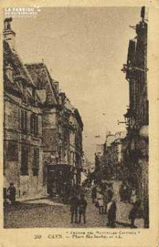 Cl 06 172 Caen-Place Malherbe