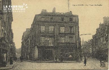 Cl 06 173 Caen-Place Malherbe