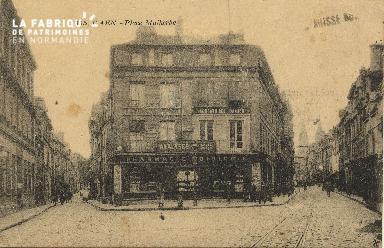 Cl 06 174 Caen-Place Malherbe