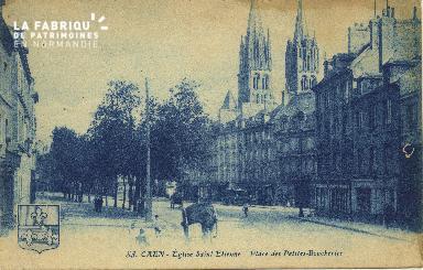 Cl 06 180 Caen-Eglise St Etienne-Place des Petites-Boucheries