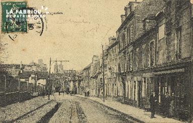 Cl 06 193 Caen-Rue Caponière