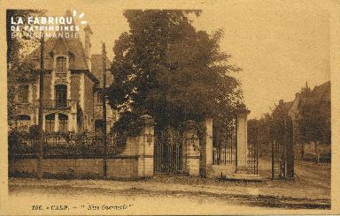 Cl 06 198 Caen- Nice Caennais