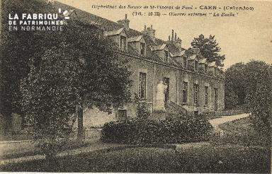 Cl 06 207 Caen-Orphelinat des soeurs de St Vincent de Paul-Oeuvres ext