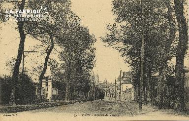 Cl 06 209 Caen-Avenue de Venoix