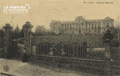 Cl 06 226 Caen-L'Ecole normale