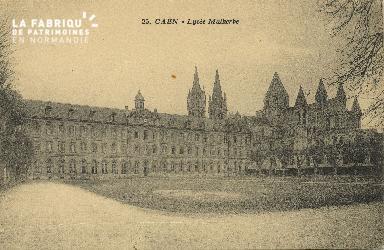 Cl 06 251 Caen-Lycée Mlaherbe