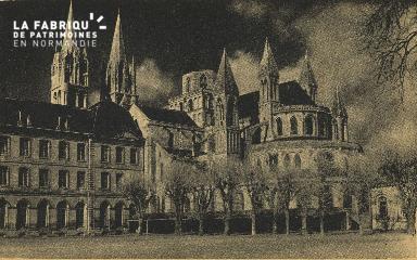 Cl 06 265 Caen-Lycée Malherbe-L'abside