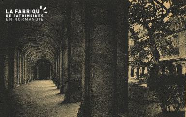 Cl 06 269 Caen-Lycée Malherbe-Le cloître