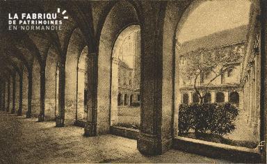 Cl 06 271 Caen-Lycée Malherbe-Le cloître