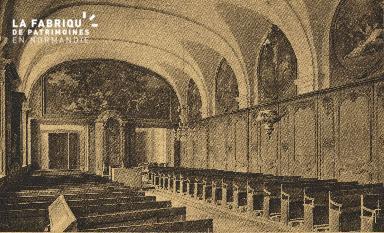 Cl 06 280  Caen-Lycée Malherbe-Chapelle capitulaire