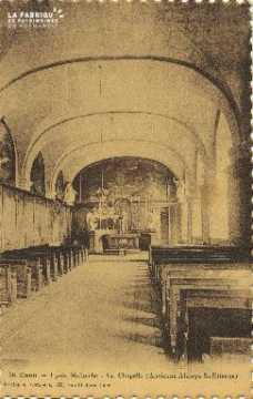 Cl 06 281 Caen-Lycée Malherbe-La chapelle(ancienne abbaye St Etienne)