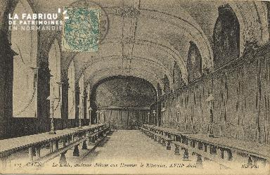 Cl 06 293 Caen-Le lycée-Ancienne abbaye aux hommes-Le réfectoire
